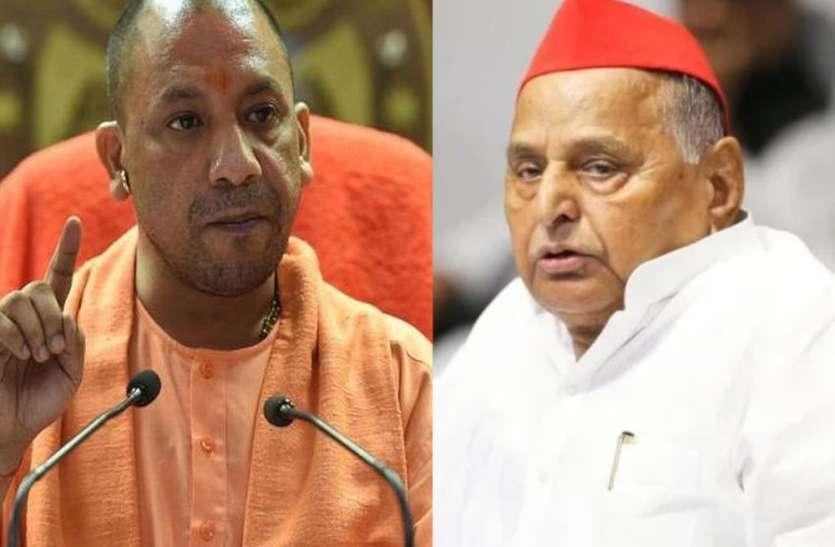योगी के इस मंत्री ने मुलायम पर दिया बड़ा बयान, कहा- आजम सपा के जमीनी नेता, नेताजी का उन्हें बचाना...
