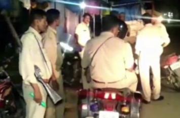 चोरों ने दिनदहाड़े पुलिस ऑफिसर के घर को बनाया निशाना