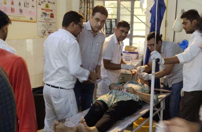 सात फेरे जिसके साथ लिए, उसके हमले से घायल अध्यापिका की सात दिन बाद मौत