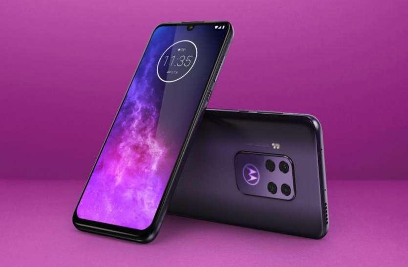 IFA 2019: Motorola One Zoom क्वॉर्ड रियर कैमरा और 4000mAh बैटरी के साथ हुआ लॉन्च