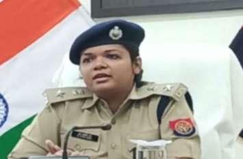 घंटों सुनवाई से लोगों की समस्याएं दूर कर रहीं पुलिस अधीक्षक ख्याती गर्ग