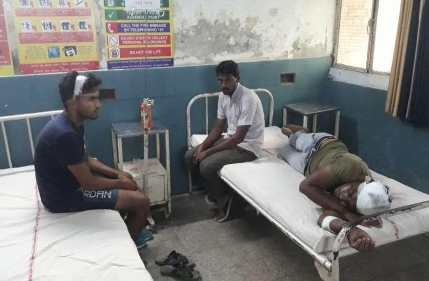 11वीं की छात्रा से मुस्लिम छात्रों ने की छेड़छाड़, चले लाठी-डंडे