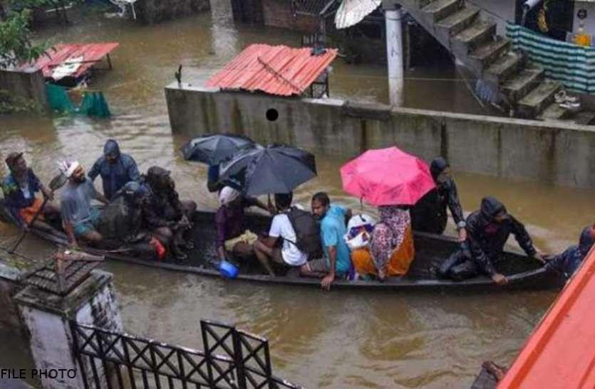 दशकों बाद शहर ने देखी ऐसी बरसात, पांच घंटे में 288.5 मिमी बारिश, राज्यभर का टूटा रिकॉर्ड