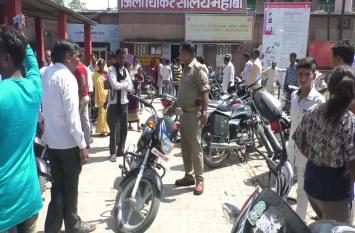 Video : पुलिस प्रशासन ने अवैध पार्किंग पर कसा शिकंजा, अवैध पार्किंग चलाने वालों की बढ़ी धड़कनें