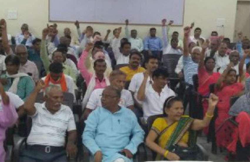 भारतीय मजदूर संघ की जिला कार्यकारिणी गठित, इन्हें मिली अहम जिम्मेदारी, देखें पूरी सूची