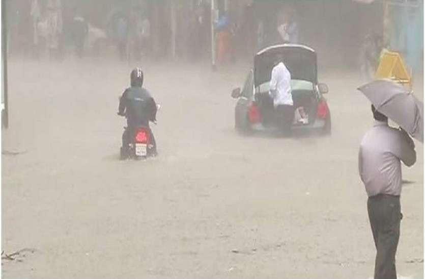 Rajasthan Weather Update : अचानक बदला मौसम का मिजाज, आधे राजस्थान में झमाझम बारिश