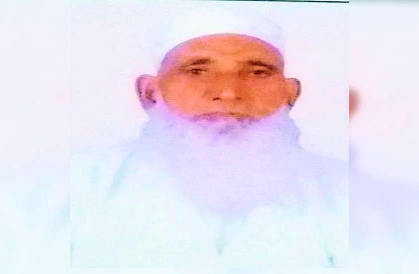 जयपुर के बाद चूरू में बुजुर्ग को कुल्हाड़ी से वार कर उतारा मौत के घाट