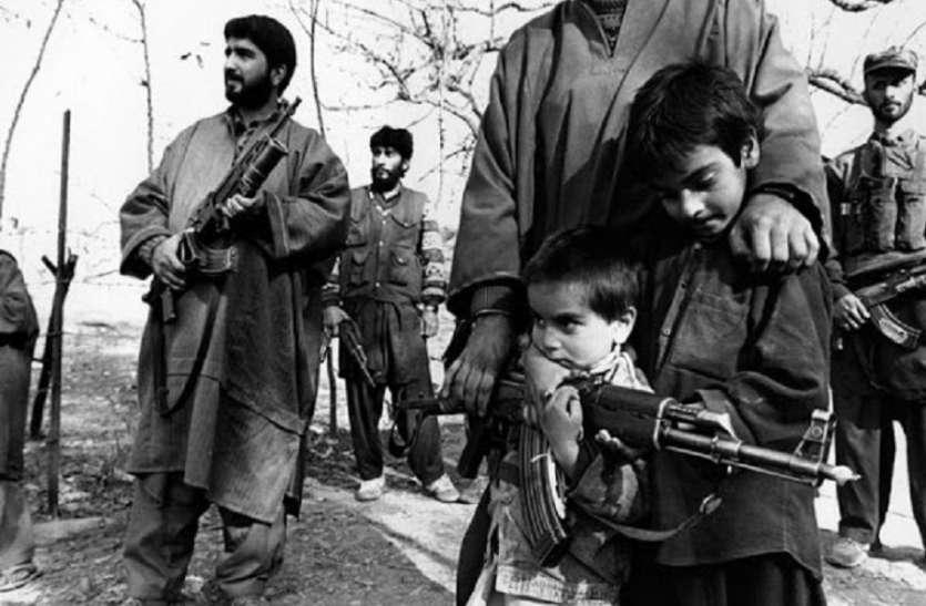 सावधान! मासूम बच्चों को जेहादी बना रहा पाकिस्तान