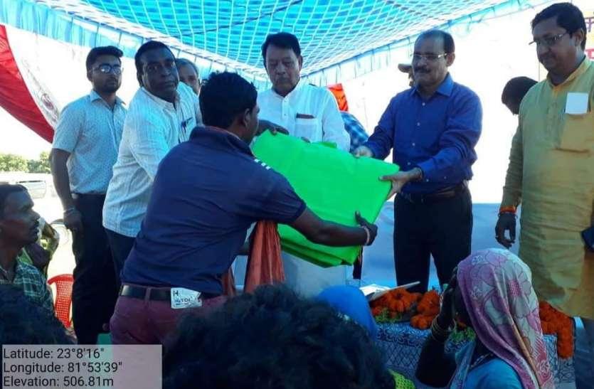 विधायक ने कहा गांव-गांव शिविर के माध्यम से जन समस्याओं का निराकरण सरकार की अनूठी पहल