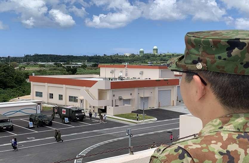 विवादित द्वीपों पर जापान इसलिए बना रहा सुरक्षा दीवार
