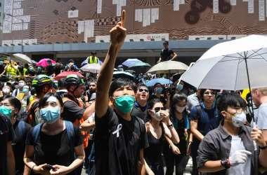 हांगकांग का संकट