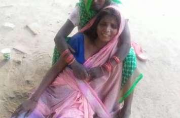 निर्दयता - 3 साल की मासूम बेटी को पैरों से पकड़ दे मारा जमीन पर, मचा कोहराम