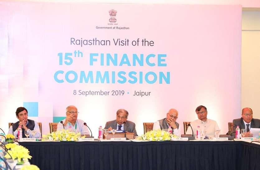 वित्त आयोग की नसीहत,  'राजस्व घाटे में कमी को प्राथमिकता पर ले सरकार'
