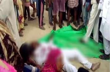 BIG BREAKING: यूपी में बेलगाम अपराधी, मऊ में ग्राम प्रधान को दिनदहाड़े गोलियों से भूना