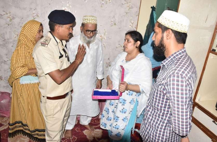 भानपुरा में प्रोफेसर के घर में तो शहर में सूने घर में लाखों रूपए की चोरी