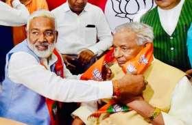 कल्याण सिंह ने भाजपा ज्वाइन करने के बाद चुनावी मैदान में उतरने पर दिया बड़ा बयान