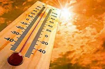 राजस्थान के 4 शहरों में पारा 40 डिग्री के पार
