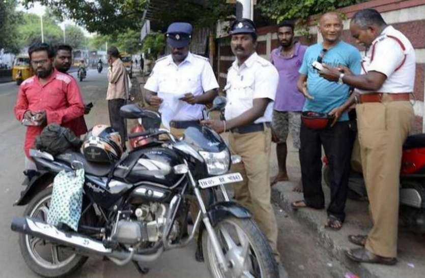 यातायात चेकिंग के दौरान पुलिसकर्मी को नहीं हैं ये 10  अधिकार, जानें अहम बातें