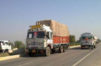 ट्रक पर कटा 1.16 लाख का चालान, मालिक ने भरने के लिए दिए पैसे, ड्राइवर लेकर हुआ फरार