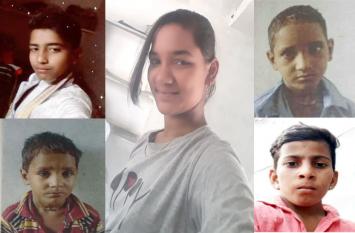 राजसमंद  : नदी और एनीकट में डूबने के पांच मामले, 5 बच्चों सहित 1 युवक की मौत