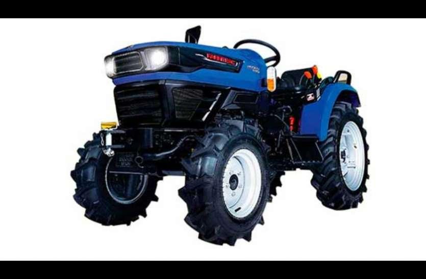 Escorts ने पेश किया देश का पहला हाइब्रिड ट्रैक्टर, ताकत और फीचर्स जान खुश हो जाएंगे किसान
