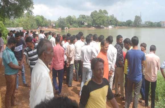 भुजरिया तालाब में नहाने गए युवक की डूबने से मौत