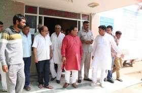 health minister of rajasthan visit अस्पताल में रात को नहीं मिलते डॉक्टर, चिकित्सा मंत्री ने जताई नाराजगी