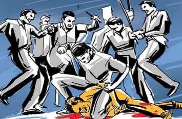 घरेलू विवाद को लेकर भाईयों में मारपीट, दोनों गिरफ्तार