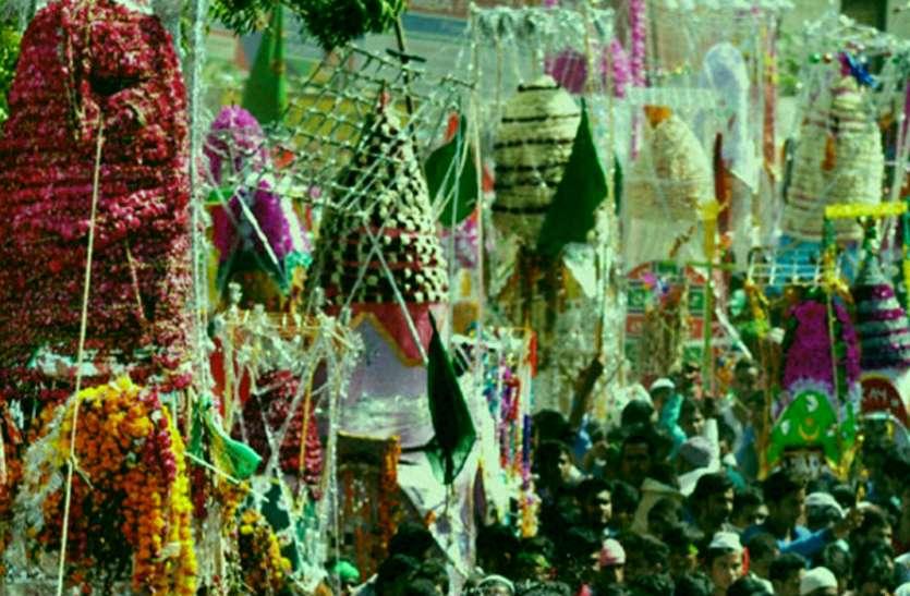 यहां एक वादे को पूरा करने के लिए 100 साल से मुहर्रम मना रहे हिन्दू