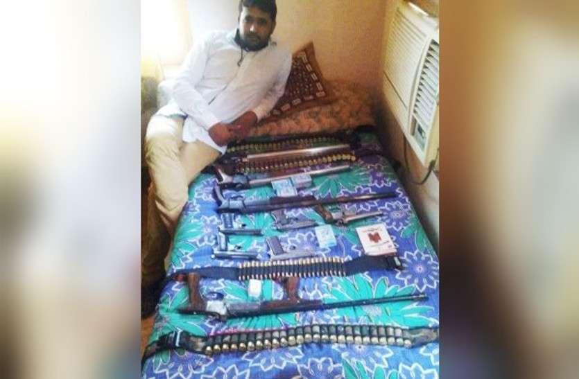 कौन है मोस्ट वांटेड गैंगस्टर पपला गुर्जर जो राजस्थान पुलिस के लिए बना चुनौती?