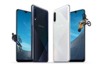 कल Samsung Galaxy A30s और Galaxy A50s भारत में होगा लॉन्च, जानिए कीमत व फीचर्स