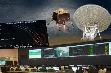 चंद्रयान-2: जानिए किस तरह विक्रम लैंडर से संपर्क करने की कोशिश कर रहा है इसरो