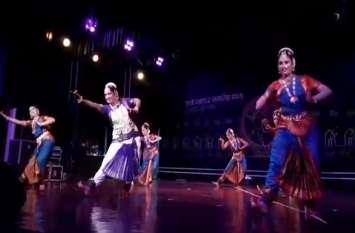 चक्रधर समारोह : भरतनाट्यम नृत्यांगना ने नृत्य के माध्यम से दशानन अवतार का दर्शन, लोगो ने कार्यक्रम की भरपूर सराहना की...