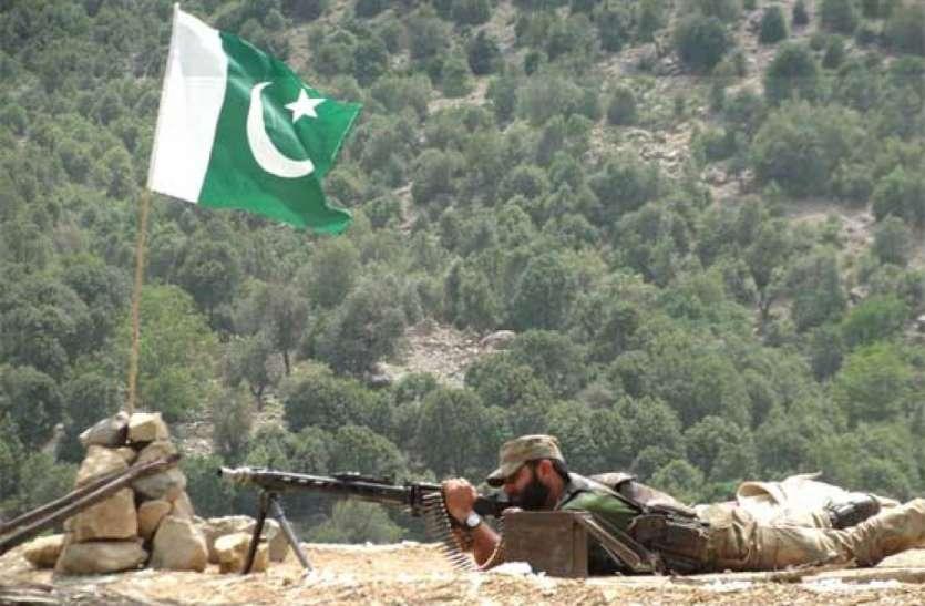 LoC पर पाक ने अपने सात लॉन्च पैड फिर किए एक्टिव, 275 जिहादियों को कश्मीर में घुसाने की तैयारी