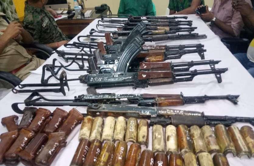 एके-47 प्रकरण में नौ आरोपियों को लाने मुंगेर जाएगी गोरखपुर पुलिस