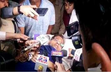 अमित जोगी की पत्नी ने कहा- अगर मेरे पति को कुछ भी हुआ तो प्रदेश सरकार होगी जिम्मेदार