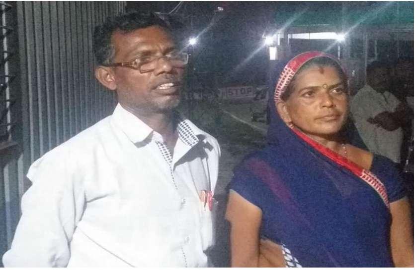 घर लौट रहे दंपती की बाइक को टक्कर मारकर गिराया, फिर 55 हजार रुपए से भरा बैग लूटकर फरार हो गए 3 बदमाश