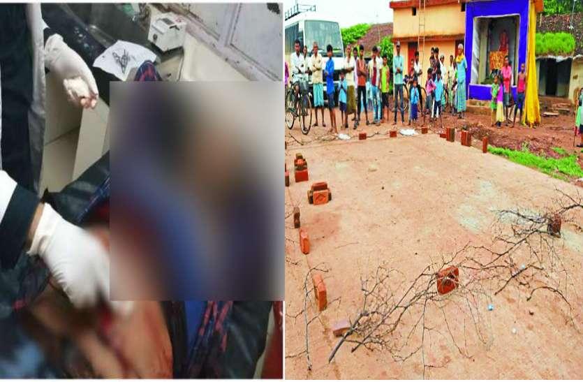 गणेश देखने के बहाने महिलाओं से करता था गन्दी हरकत, जब गांव वालों ने किया मना तो पंडाल में मारा चाकू