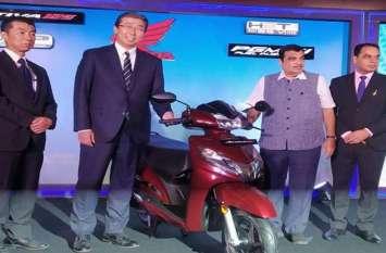 BS-6 इंजन वाला Honda activa 125 हुआ लॉन्च, जेब और पर्यावरण दोनों को मिलेगी राहत