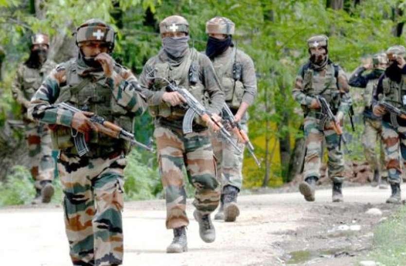 कश्मीर में हाई अलर्ट: अर्मी कैंप में ट्रेनिंग लेने के बाद अल-बद्र के 45 आतंकी घाटी में घुसने की फिराक में