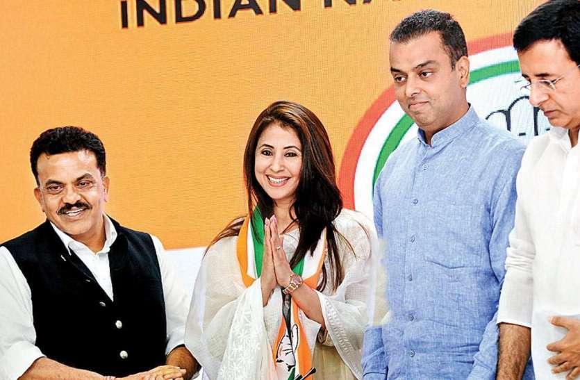 संजय निरुपम ने कांग्रेस में भगदड़ के लिए मिलिंद देवड़ा को बताया जिम्मेदार, उर्मिला करें इस्तीफे पर पुनर्विचार