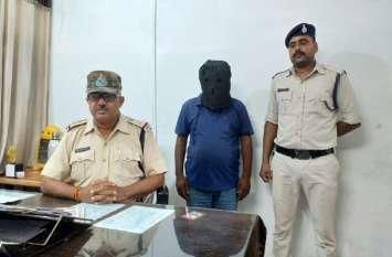 चोरी की कार विक्रय करने का आरोपी मिस्त्री चढ़ा पुलिस के हत्थे