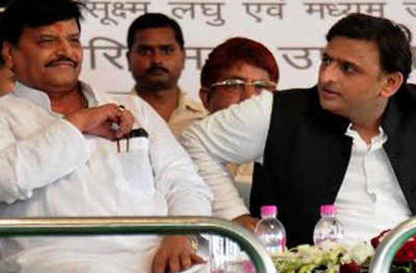 2022 के चुनाव के साथ शिवपाल ने किया बड़ा वादा, भाजपा को लेकर दिया ये बयान