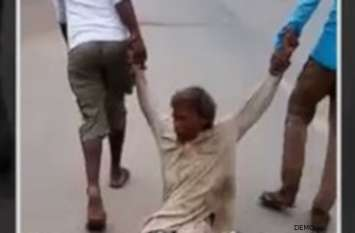 भीड़ ने साधु को इतना पीटा कि हो गई मौत, बच्चा चोर की अफवाह फैली तो पुलिस ने किया इनकार