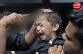 आशुरा त्यौहार : उत्सव के नाम पर मुस्लिम बच्चों के सिर पर क्यों चलाते हैं तलवार