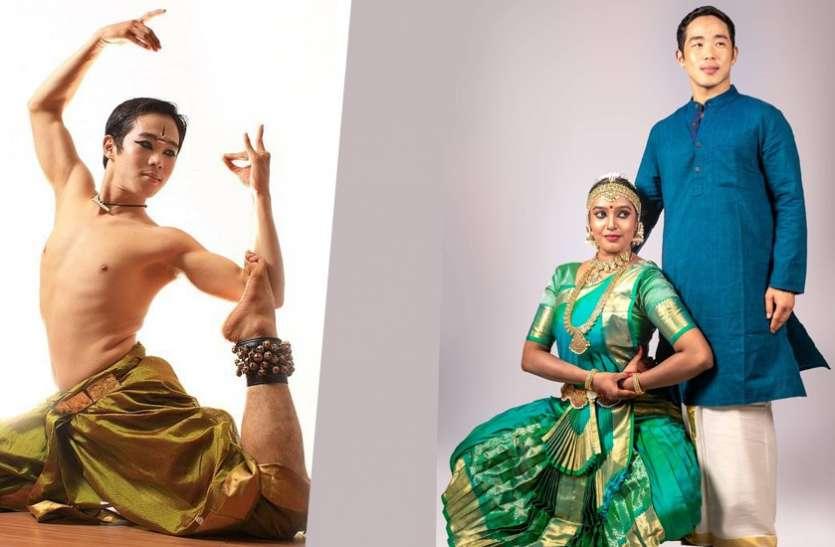 भरतनाट्यम नृत्य को नया अयाम दिया  चार्ल्स मा नें
