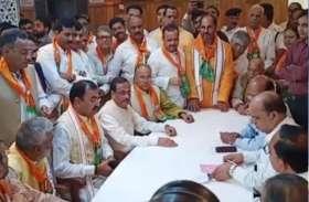 राज्यसभा के लिये बीजेपी की तरफ से इन उम्मीदवारों ने नामांकन करके बढ़ाई राजनीतिक दलों की धड़कनें, दिलचस्प हुआ मुकाबला