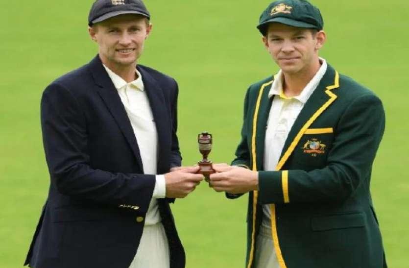 एशेज सीरीज का आखिरी टेस्ट मैच आज से, ये है इंग्लैंड और ऑस्ट्रेलिया की प्लेइंग इलेवन