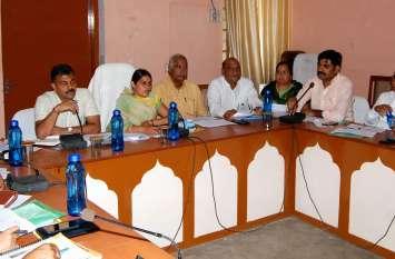 सूरजगढ़ बीडीओ ने कर दिए  नियम विरूद्ध तबादले तो हो गया हंगामा