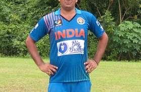 Jaipur rural : अंतरराष्ट्रीय दिव्यांग खिलाड़ी बराला ने अपनी शारीरिक कमजोरी को ही बनाया ताकत